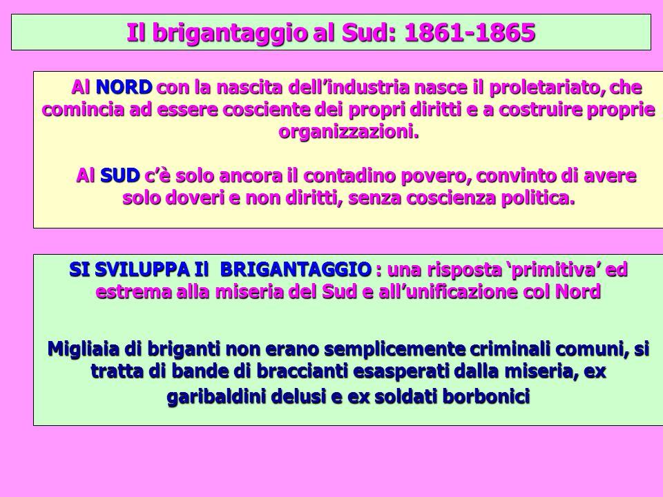 Il+brigantaggio+al+Sud_+1861-1865